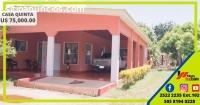 Quinta casa en venta en masaya