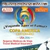 Rumbo a Copa America Centenario USA 2016