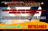 AMARRES Y HECHIZOS PODEROSOS DE AMOR