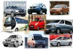 INQUIRY / HIRE / CAR RENTAL GUAYAQUIL-ECUADOR