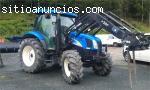 New Holland Ts 110 2005