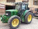 Trattore agricolo JOHN DEERE 6420