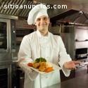Chef, cuochi, camerieri e addetti al ris