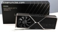 new model Nvidia GeForce RTX 3090 24GB