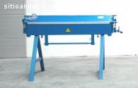 Piegatrice per lamiera ZGR 1400mm/2 mm