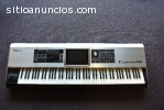 ROLAND FANTOM-G8 WORKSTATION KEYBOARD---