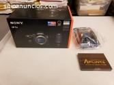 Sony PXW-FS7, SONY ALPHA A7II, NIKON D75