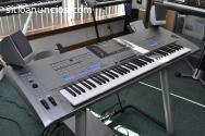 Yamaha PSR SX900, Korg Pa4X 76, Roland J