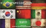 Traducciones en el idioma Chino