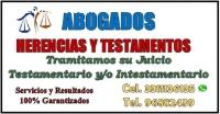 Abogados de Herencias y Testamentos