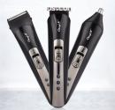 Afeitadora recargable 3 en 1, cortadora