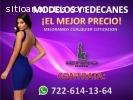 AGENCIA DE EDECANES EN TOLUCA 7226141364