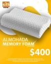 Almohada Memory Foam fresca en Juarez
