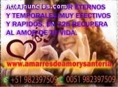AMARRES Y DESAMARRES DEL AMOR