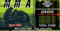 ARTES MARCIALES MIXTAS MMA NAUCALPAN