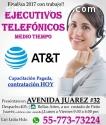 AT&T , ejecutivos telefonicos