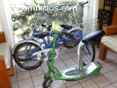 Bicicleta y patin elctrico razzor