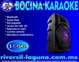 BOCINA VORAGO KARAOKE KSP-300