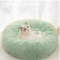 cama de peluche para perro
