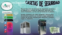 CASETA DE SEGURIDAD O VIGILANCIA