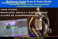 Clases de audioproduccion villa coapa