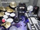 Clases de bateria y audioproduccion