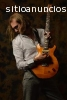 Clases de Guitarra a Domicilio - Condesa