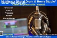 Clases de producción musical cdmx