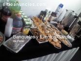 Coffee económicos. banquetes a domicilio