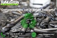 Compra de CARBURO DE TUNGSTENO en MTY
