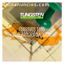Compra de CARBURO DE TUNGSTENO en PUE.