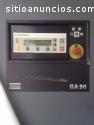 Compresor GA 90 Marca Atlas Copco de 125