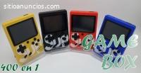 Consola Game Sup con 400 juegos retro