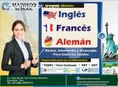 Cursos Inglés, Francés, Alemán, etc