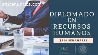 Diplomado en Recursos humanos