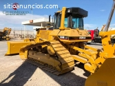 EN REMATE BULLDOZER CATERPILLAR 2001