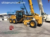 EN REMATE MOTOCONFORMADORA CATERPILLAR