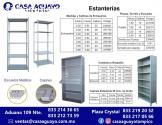 Estanterías Casa Aguayo