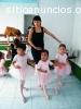 estuidantes mujeres ballet, jazz sab