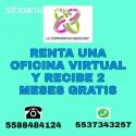 EXCELENTES OFICINAS VIRTUALES EN RENTA,