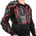 fantastica chaqueta para motociclista
