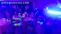 Fiesta Neón,Fiesta Unicornio,Spa