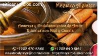 HECHIZOS DE AMOR Y ENDULZAMIENTOS