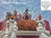 Inscríbete a la Escuela Taller Puebla