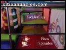 INSTALACIÓN Y DISEÑO DE JUEGOS INFANTILE