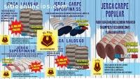 JERGA CARPE POPULAR 50 CM X 25 MTS
