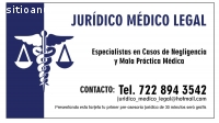 JURIDICO MEDICO LEGAL