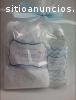 Kit toalla facial con gel antibacterial