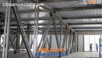 Lamina acanalada steel deck (losacero)
