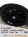 LLantas y Rines pirelli BMW